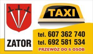 Taxi Krzysztof Zator