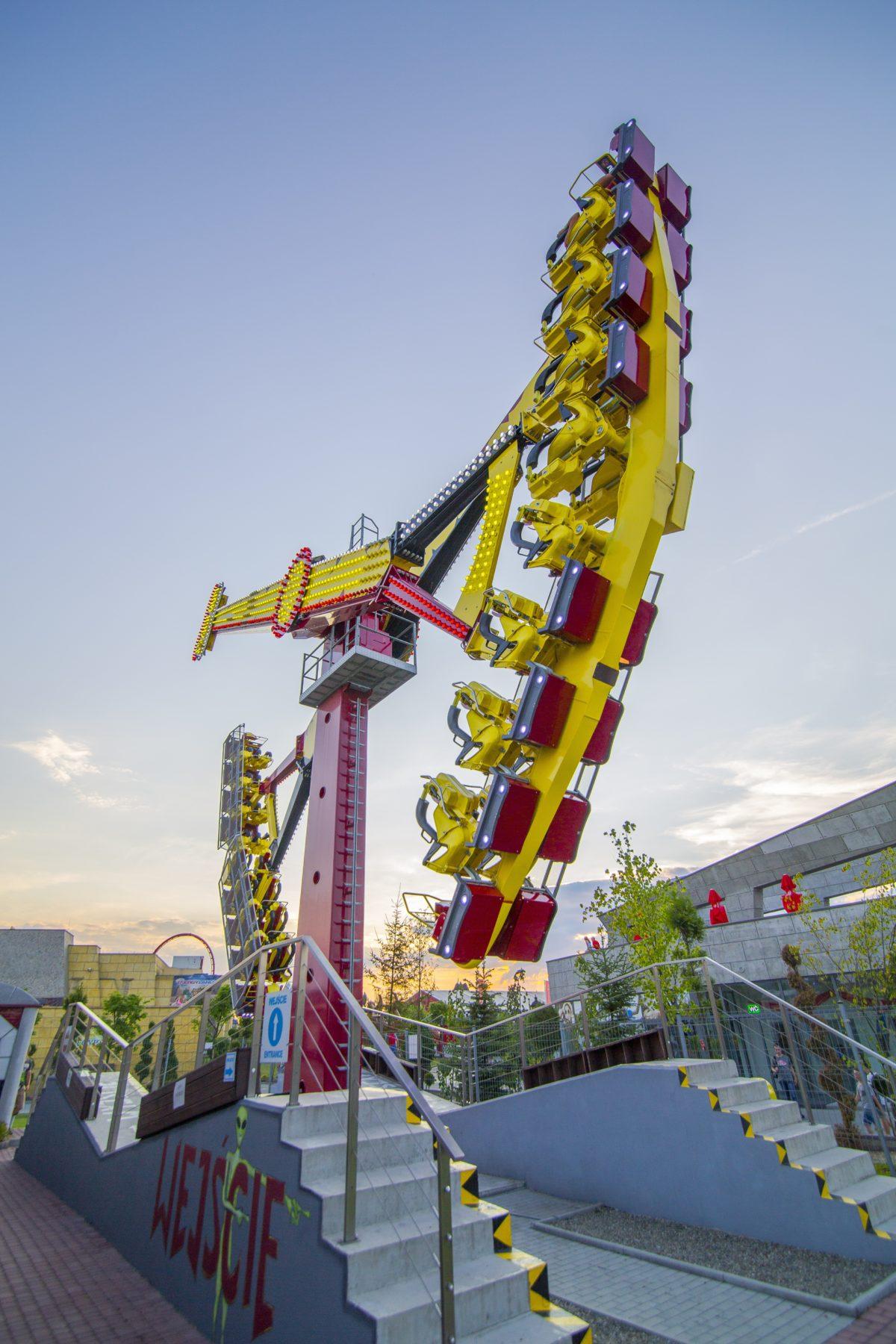 About Theme Park Energylandia Bigest Theme Park In Poland