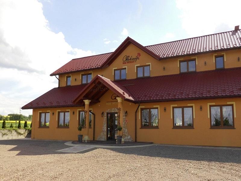 Ogromnie Dom weselny Chlebiccy - Pokoje gościnne - ENERGYLANDIA - Rodzinny KI15