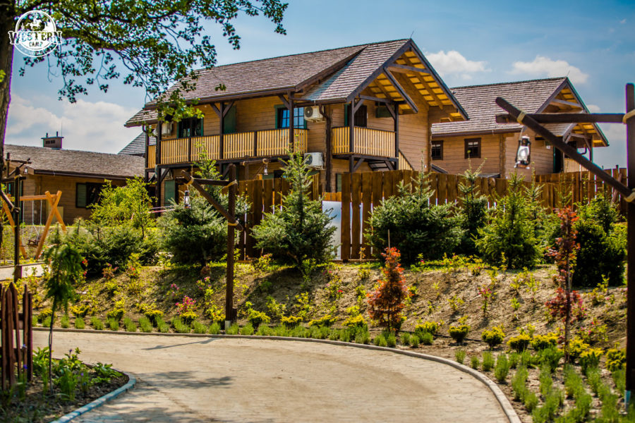 Western Camp Resort Energylandia Zabavny Park Poľsko V