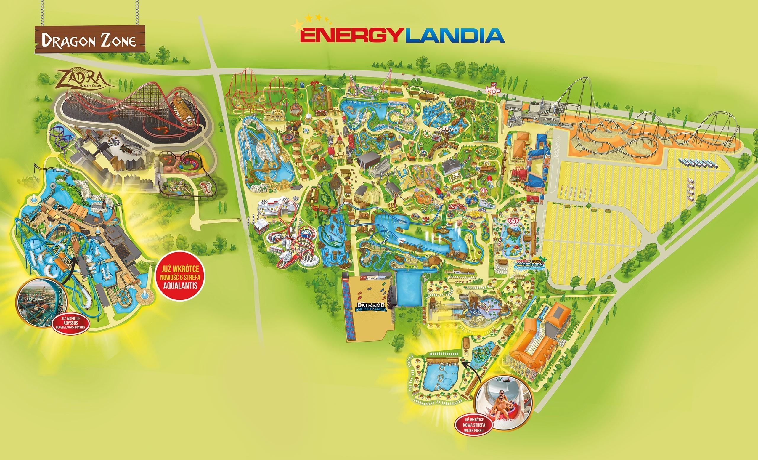 Holiday Park Zator Caloroczne Domki Przy Energylandii Tata Salata