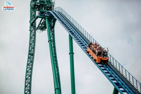 Rollercoaster w Energylandii